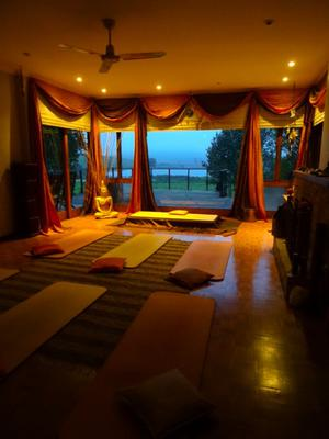 yoga retreats South Africa