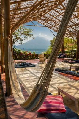 january 2016 Yoga retreat in Guatemala