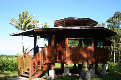 Meditation Pavilion at the Retreat Center