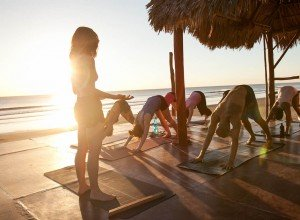 Oceanside Yoga Deck